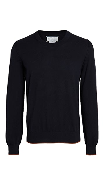 Maison Margiela Pullover Sweatshirt