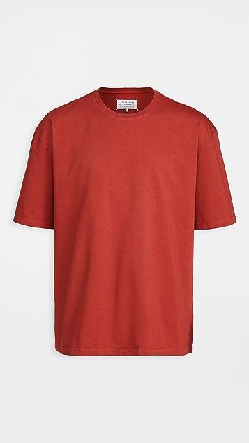 Maison Margiela Drop Shoulder T-Shirt