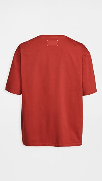 Maison Margiela Drop Shoulder T-Shirt