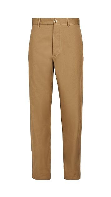 Maison Margiela Chino Trousers