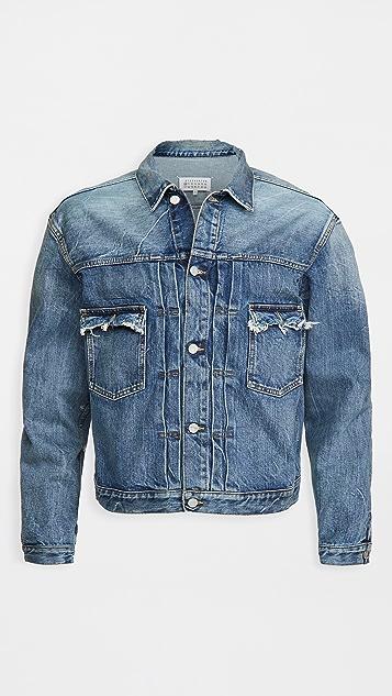 Maison Margiela Sports Denim Jacket