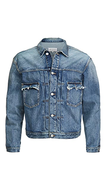 Maison Margiela Sports Denim Jacket