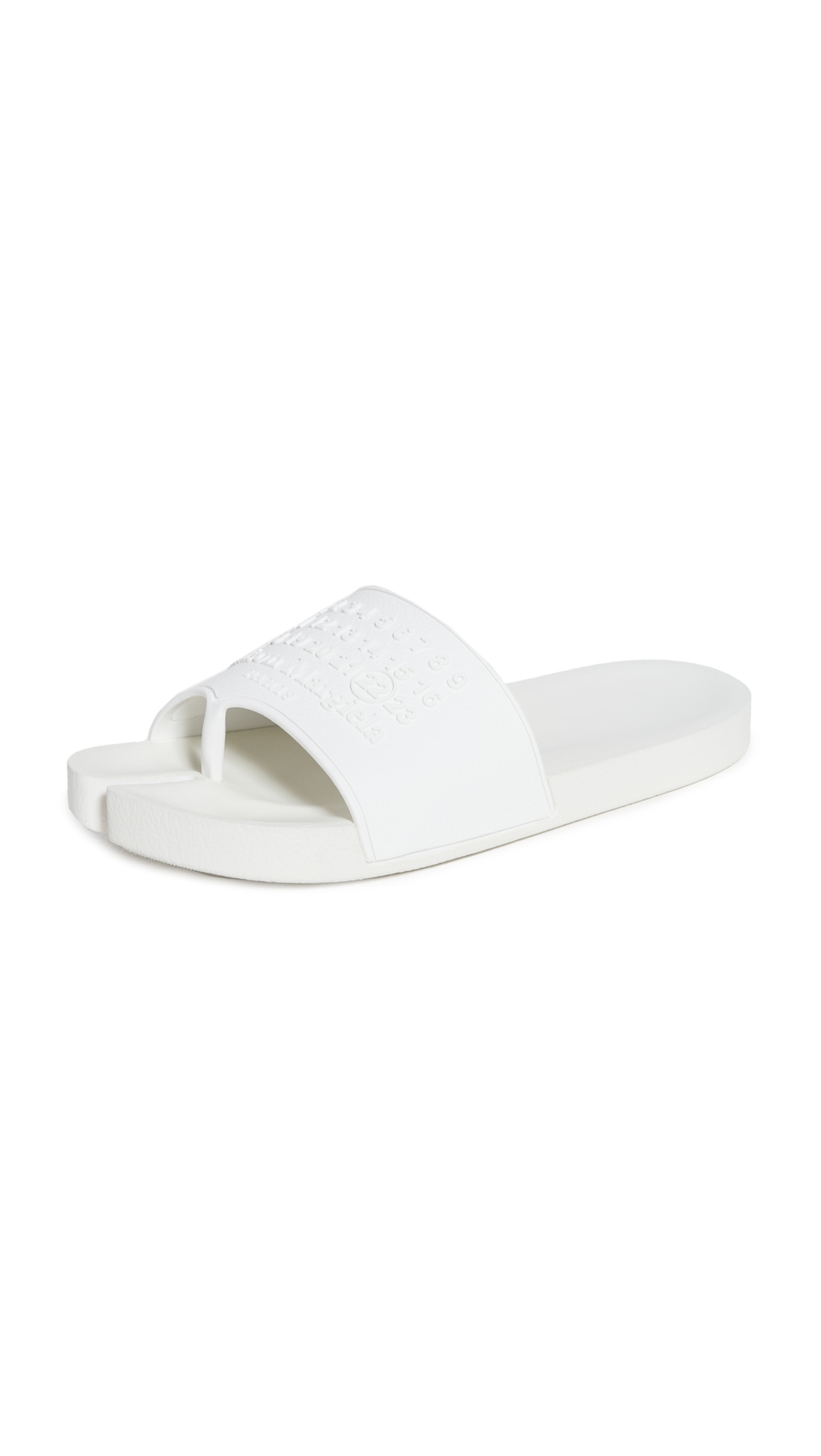 Maison Margiela TABI POOL SLIDES