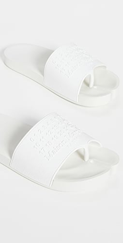 Maison Margiela - Tabi Pool Slides