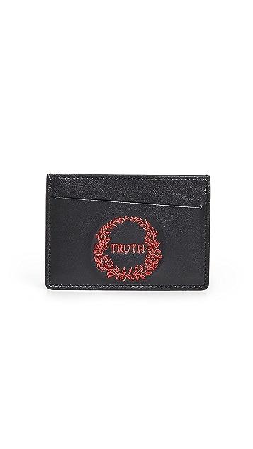 Maison Margiela Truth Card Case