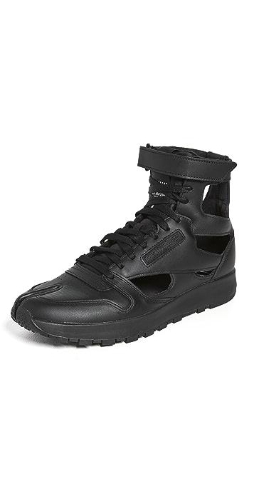 Maison Margiela MM x Reebok T2 Classic Gladiator Sneakers