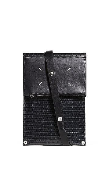 Maison Margiela Stitch Neck Wallet