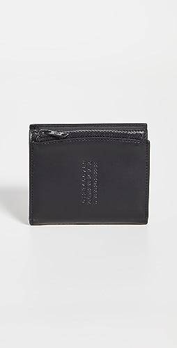 Maison Margiela - Stitch Zip Wallet