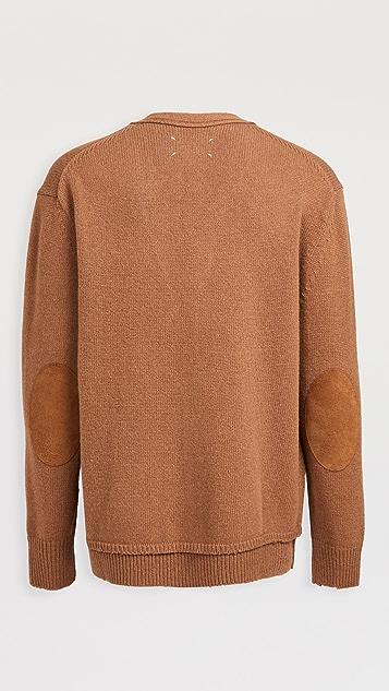Maison Margiela Cardigan Sweater