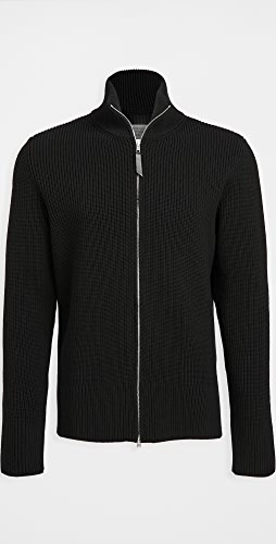 Maison Margiela - Zip Up Sweater