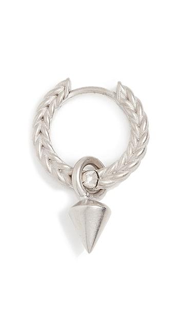 Maison Margiela Etched Earring