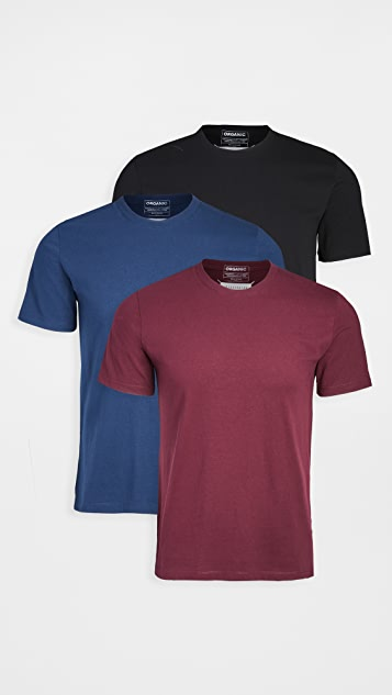 Maison Margiela 3 Pack T-Shirts