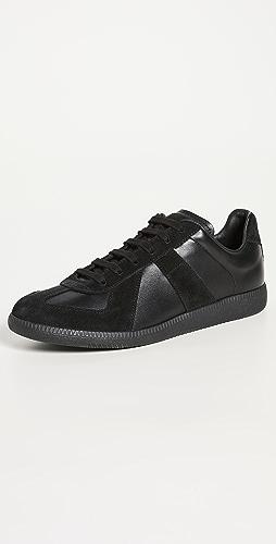 Maison Margiela - Black Sneakers