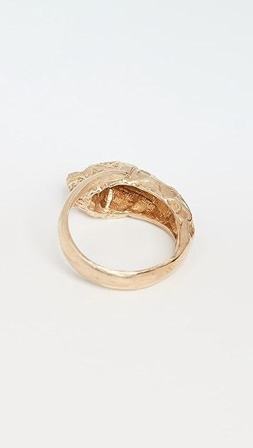 Maison Monik Lion Ring