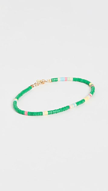 Maison Monik Green & Multi Bracelet