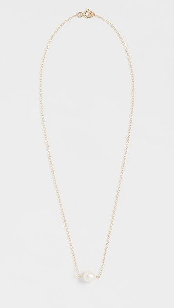 Maison Monik 单珍珠项链