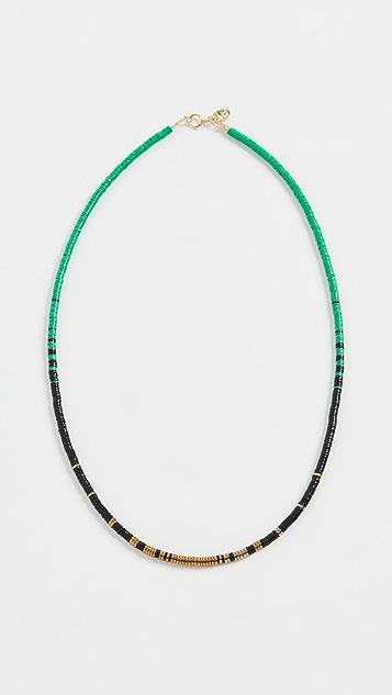 Maison Monik Grass Necklace
