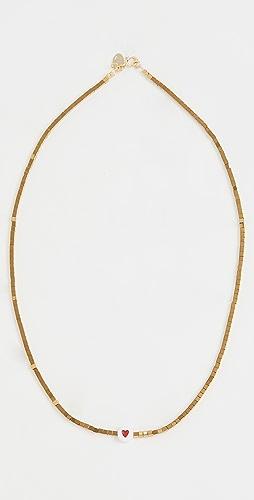 Maison Monik - Heart Necklace