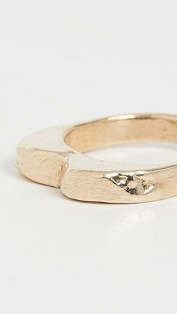 Maison Monik Heart Ring