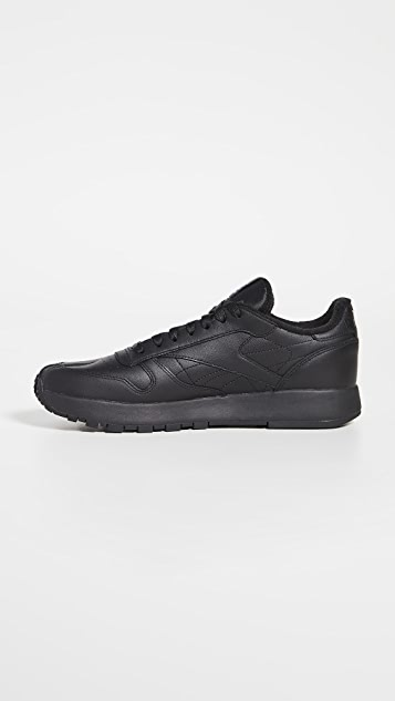 Maison Margiela x Reebok Project 0 Classic Leather Sneakers