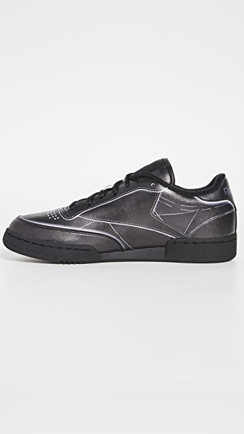 Maison Margiela x Reebok Project 0 Club C Sneakers