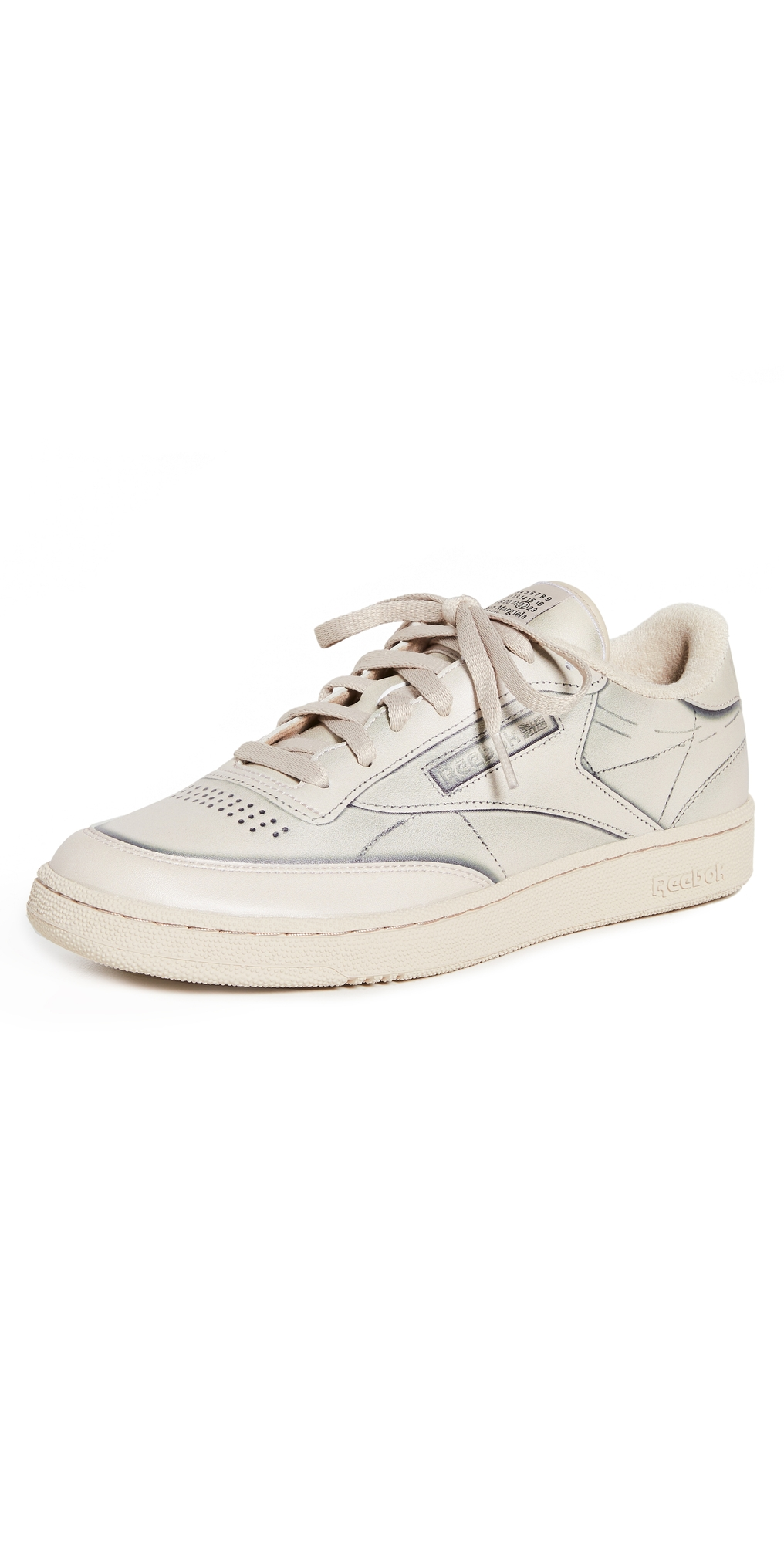 Project 0 Club C Leather Sneakers