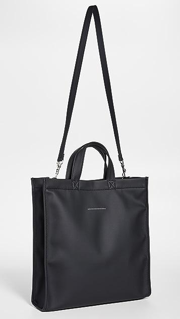 MM6 Maison Margiela Logo Tote Bag