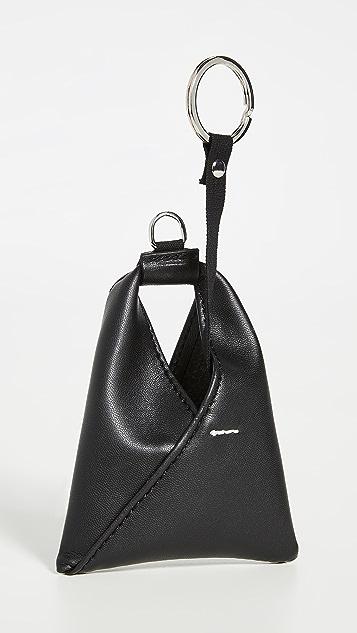 MM6 Maison Margiela Mini Tote Bag Lanyard