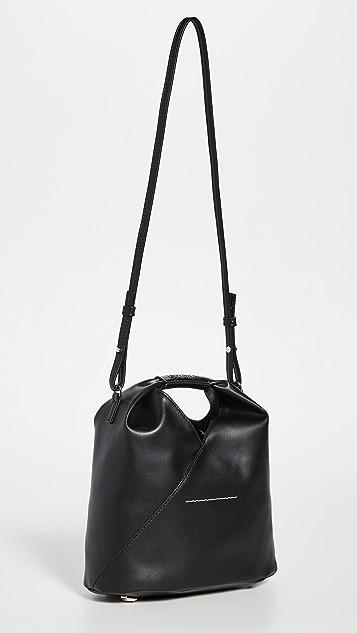 MM6 Maison Margiela Треугольная сумка через плечо