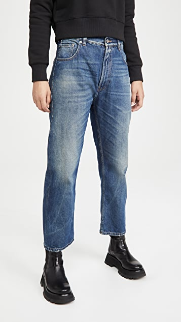MM6 Maison Margiela Boyfriend Jeans