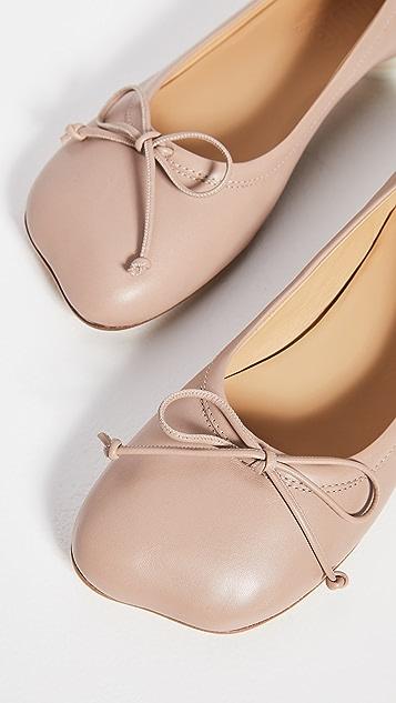 MM6 Maison Margiela 芭蕾平底鞋