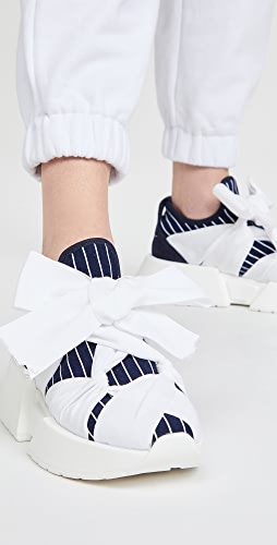 MM6 Maison Margiela - Bow Sneakers