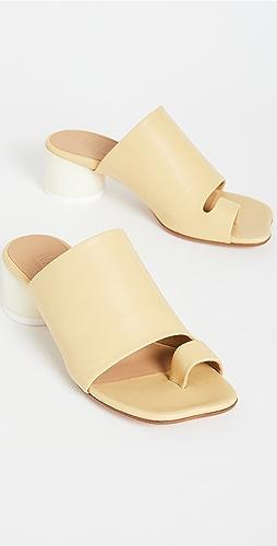MM6 Maison Margiela - Toe Post 凉鞋