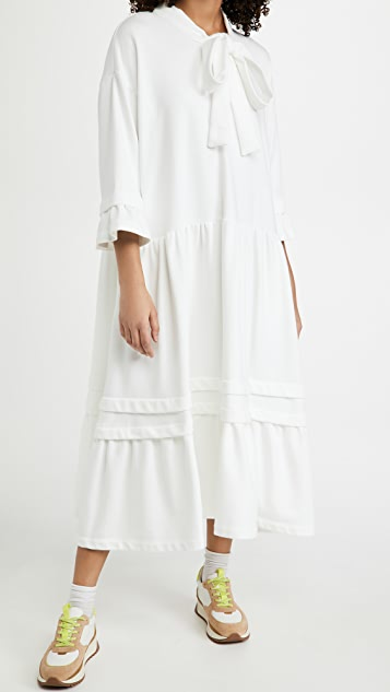 MM6 Maison Margiela 运动衫式连衣裙