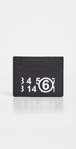 MM6 Maison Margiela - Portafoglio 卡片包