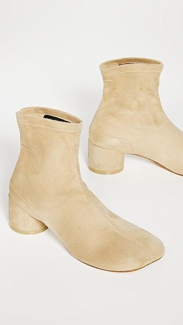 MM6 Maison Margiela Glove Booties