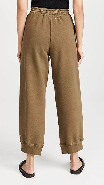 MM6 Maison Margiela Slit 运动裤