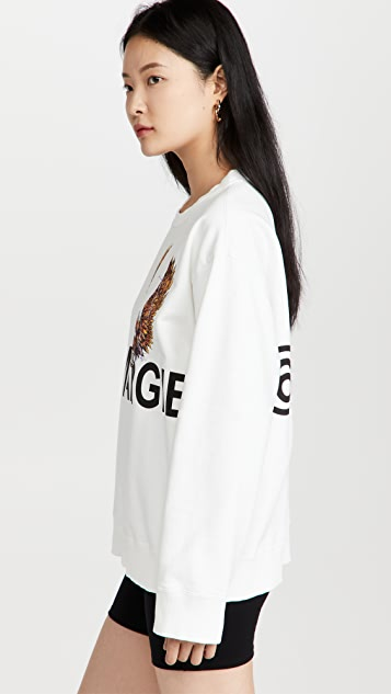 MM6 Maison Margiela Felpa Sweatshirt