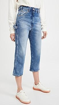 MM6 Maison Margiela Pantalone 5 Tasche Jeans