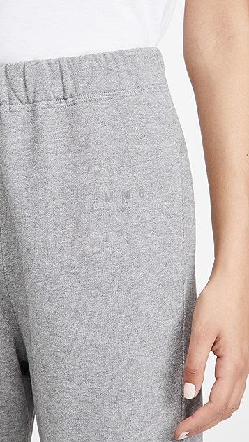 MM6 Maison Margiela 杂色运动裤