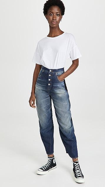 MM6 Maison Margiela 5 Tasche Jeans