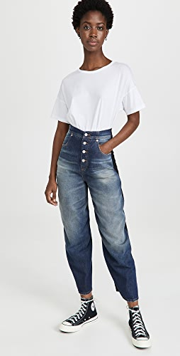 MM6 Maison Margiela - 5 Tasche 牛仔裤