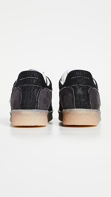 MM6 Maison Margiela Lace Up Sneakers