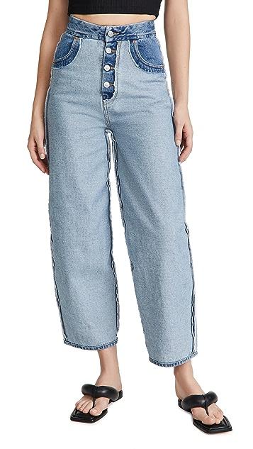 MM6 Maison Margiela 5-Pocket Trousers
