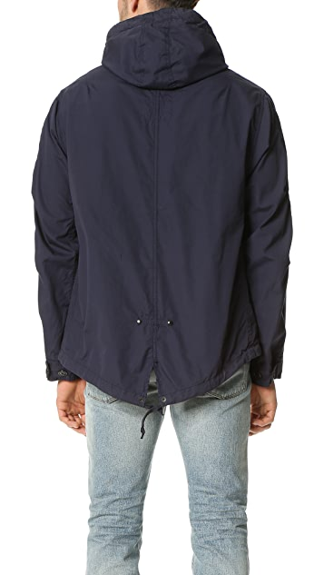 Monitaly Short Fishtail Jacket