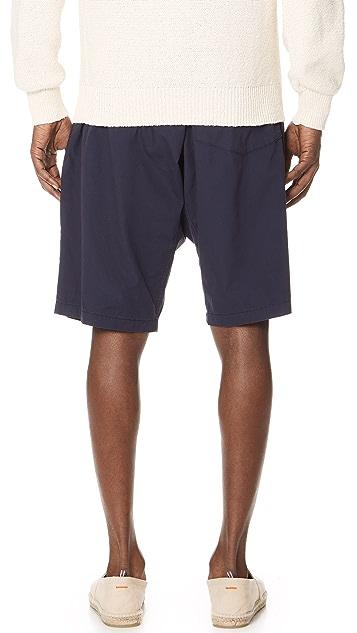 Monitaly Drop Shorts