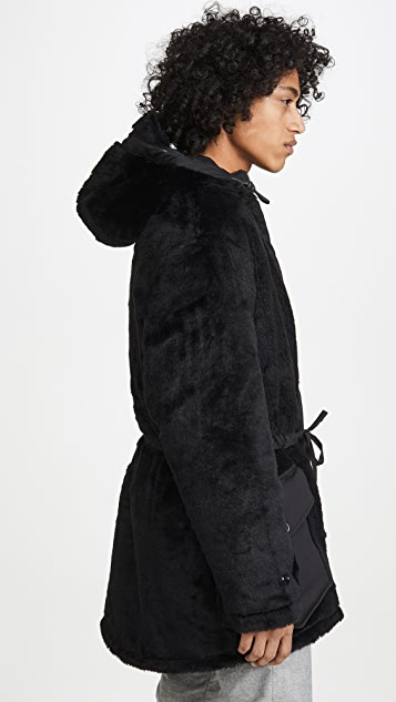 Monitaly Kodiac Faux Fur Jacket