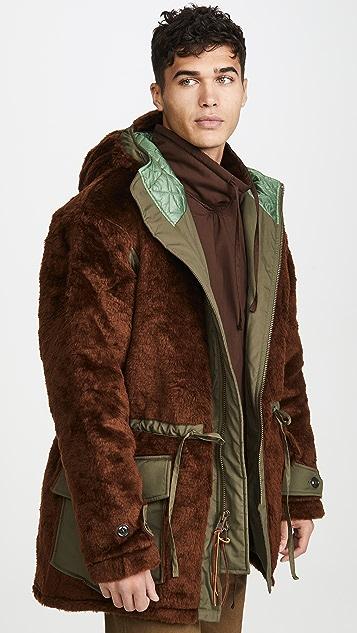 Monitaly Kodiac Fur Jacket