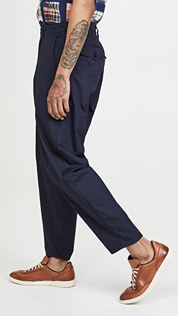 Monitaly Vancloth Oxford Riding Pants