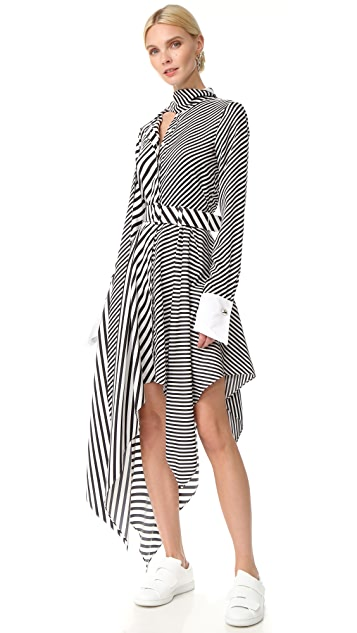 Monse Striped Dress